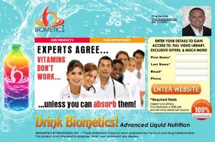 Biometics Nutrition